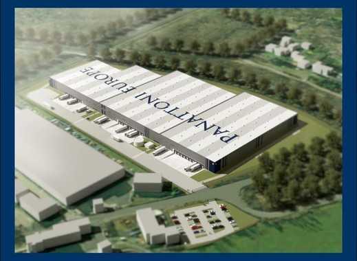 Projektentwicklung! Ab 2019! provisionsfrei! 8.000 m² bis 30.000 m² Lagerfläche!