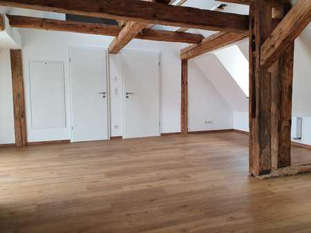 Erstbezug nach Sanierung - helle exklusive 3,5-Zimmer-DG-Wohnung in Bamberg in Nord (Bamberg)