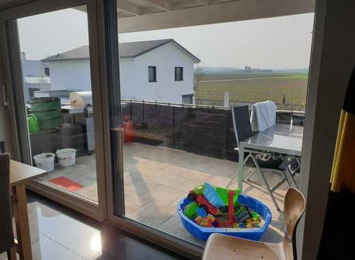 Exklusive 3,5-Zimmer-Wohnung mit großem Balkon im Neubaugebiet von Ulm-Wiblingen