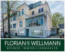 Bild Bremen - Fesenfeld   Helle 4 Zimmer Maisonette mit schöner Dachterrasse & viel Gestaltungspotenzial