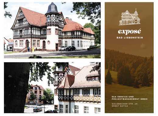 stilvoll wohnen Bad Liebenstein | altes Postamt