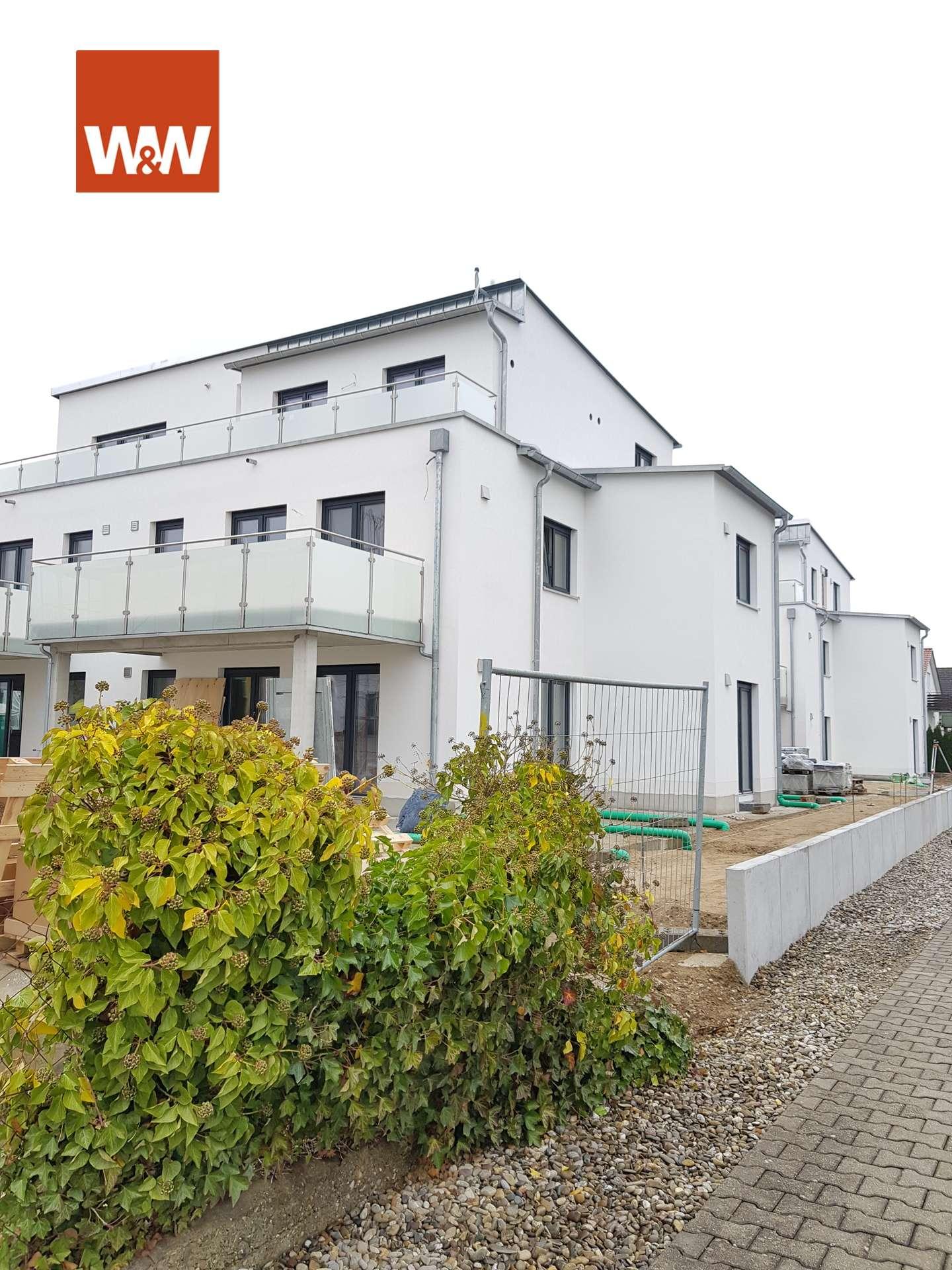 Neubau * 3-Zimmer-Whg. * mit TG und großem Balkon in Süd (Ingolstadt)