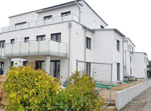 Neubau * 3-Zimmer-Whg. * mit TG und großem Balkon