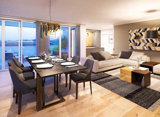 Familienwohnung mit großzügigem Wohnbereich, West-Balkon und Tageslichtbad in bester Wohnlage