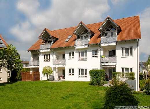 Attraktive 3-Zimmer-Wohnung mit Terrasse in sonniger und ruhiger Siedlungslage!