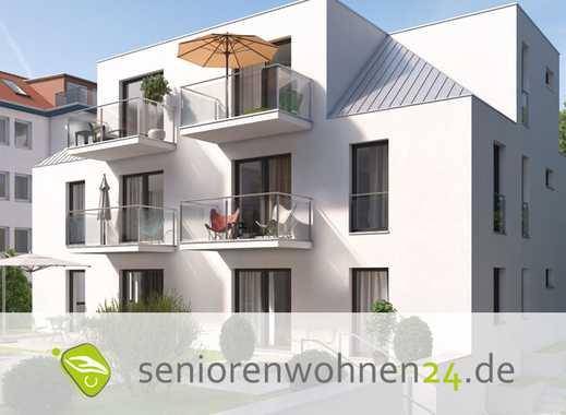 Exklusive Zweiraumwohnung mit Balkon ***Seniorenwohnen mit Servicevertrag***