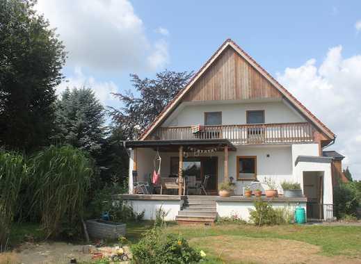 Wunderschönes, ökologisches Wohlfühlhaus auf ruhigem, sonnigem Grundstück für eine große Familie!