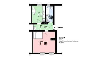*Isarnähe*1-Zimmer Wohnung*Küche*neue EBK*möbliert*teilsaniert*Bad mit Wanne und Fenster*Keller* in Ludwigsvorstadt-Isarvorstadt (München)