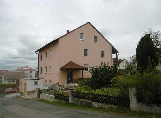 Freundliche, sanierte 4-Zimmer-DG-Wohnung in Schwabach