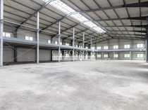 Neubau Produktions- und Lagerhalle mit