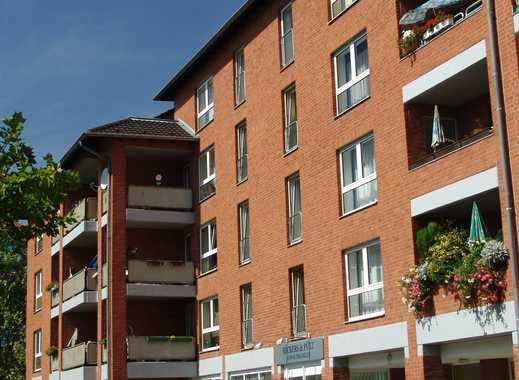 Schöne 2-Zimmer Dachgeschoss-Wohnung mit WBS!