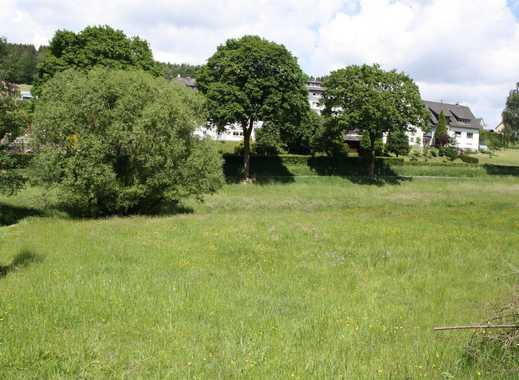 Sonnenverwöhntes Baugrundstück mitten in Oelgershausen