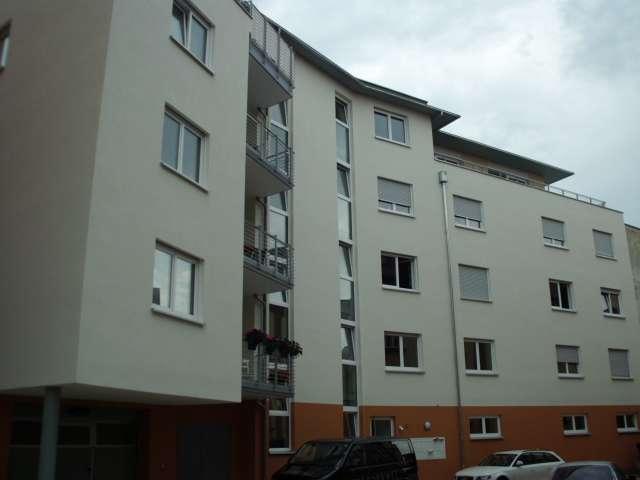 Schöne 3-Zimmer Wohnung im Zentrum von Bamberg - mit Garten in Mitte (Bamberg)