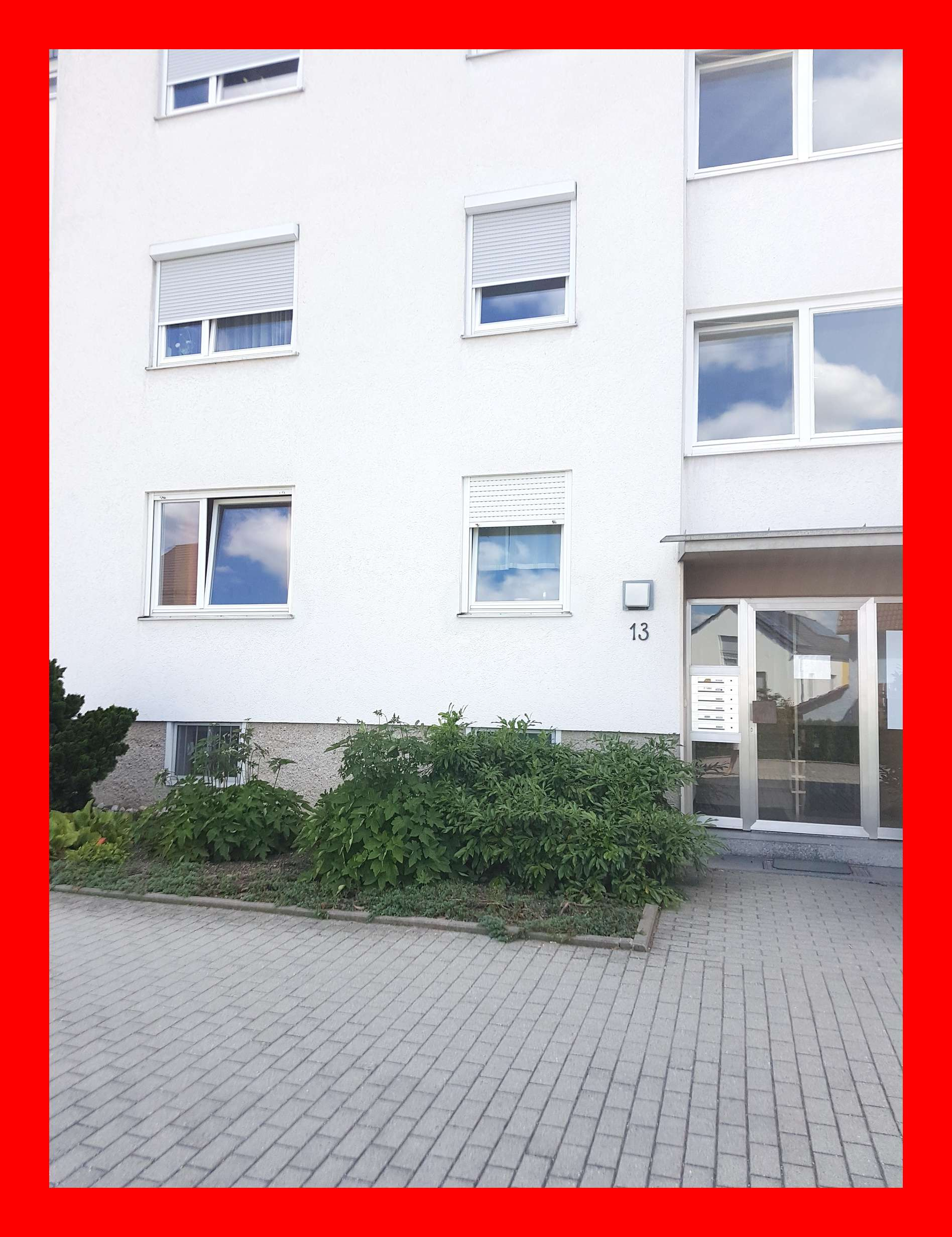 1-Zimmer-Mietwohnung in Regensburg-Ziegetsdorf in Kumpfmühl-Ziegetsdorf-Neuprüll (Regensburg)