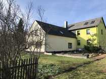 Kleines Bauernhaus 3-Seitenhof im Chemnitzer