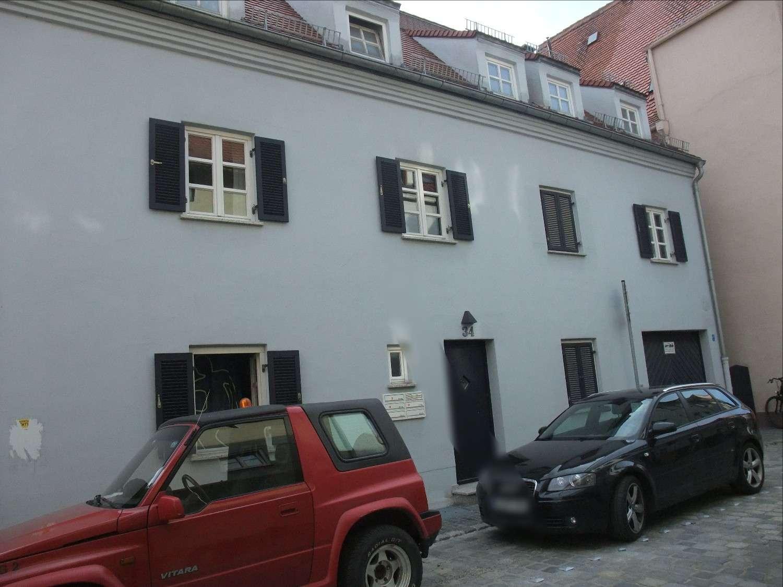 2 Zimmer, möbl.Kochnische, Duschbad, beste Lage in der Altstadt in Augsburg-Innenstadt