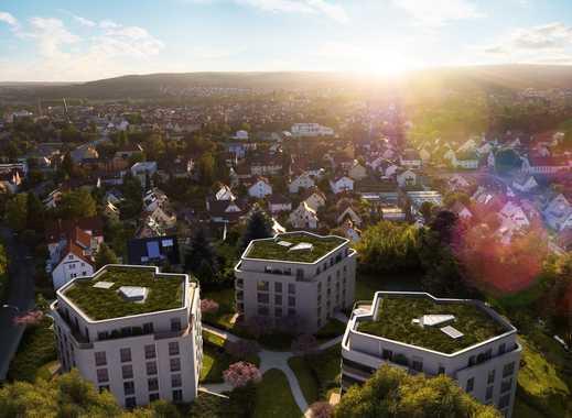Sie suchen eine 3-Zimmer-Wohnung im Grünen und evtl. in Forchheim?