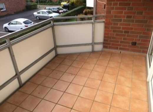 Schöne 2-Zimmer-Wohnung mit Balkon und EBK in Niebüll