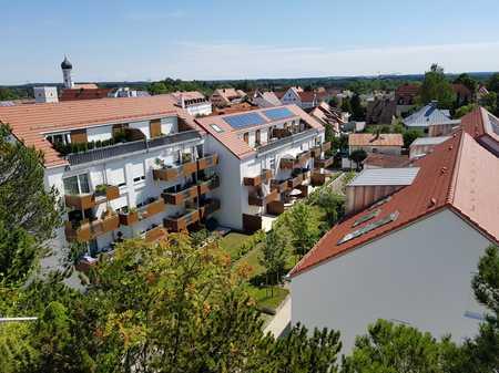 ruhiges Apartment mit Südbalkon in zentraler Lage in Markt Schwaben
