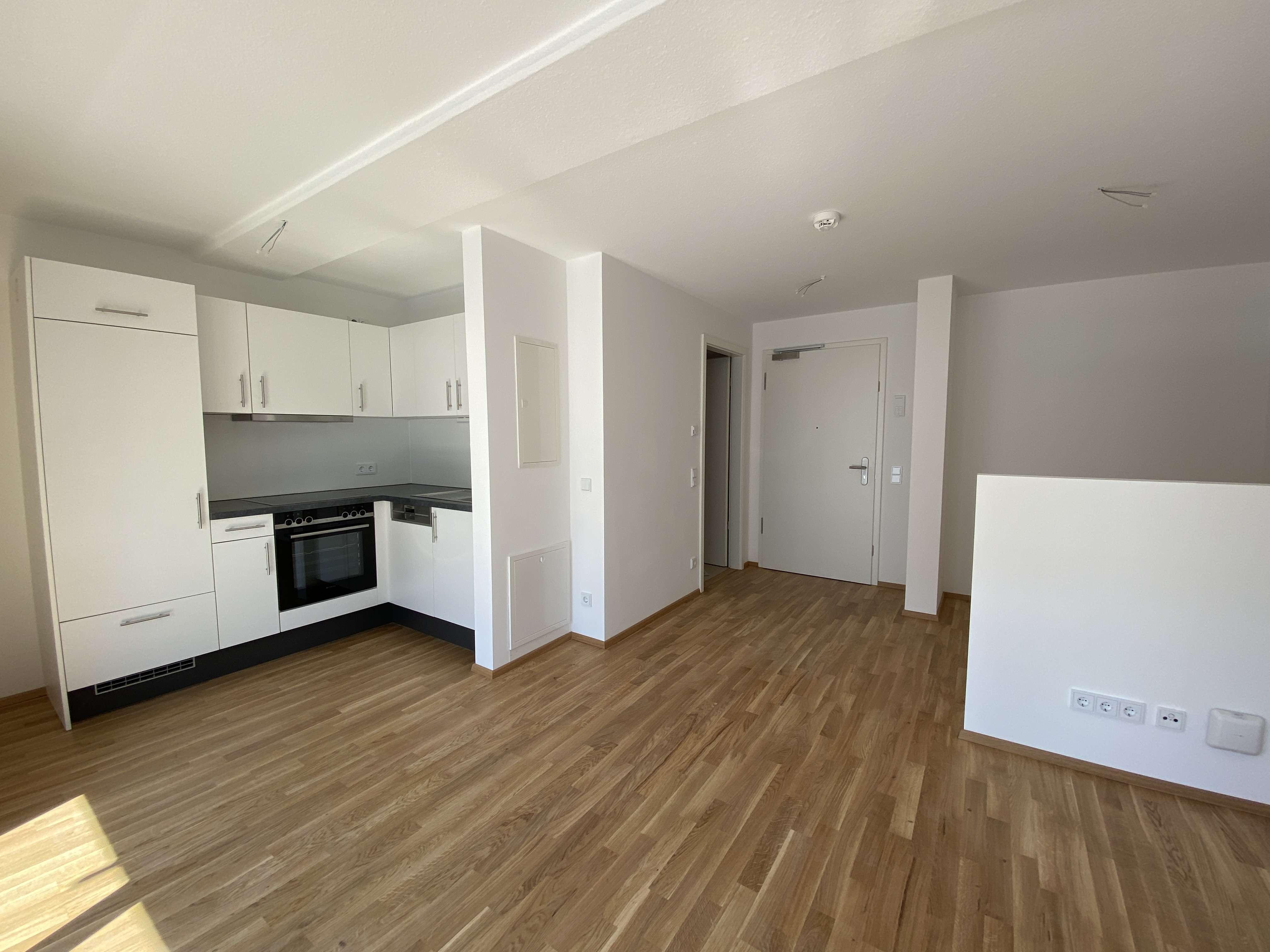 Trendige 1 Zimmer-Whg mit Einbauküche und Südbalkon in zentraler Südstadtlage in