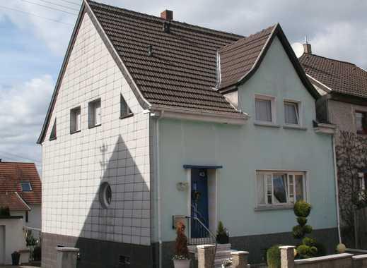 Einseitig angebautes 1 Familienhaus