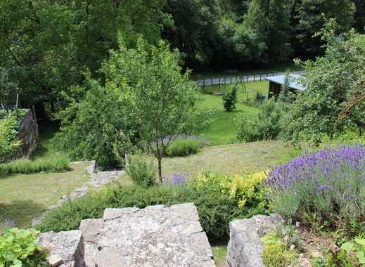 Gartengrundstück mit Wochenendhaus und Sauna