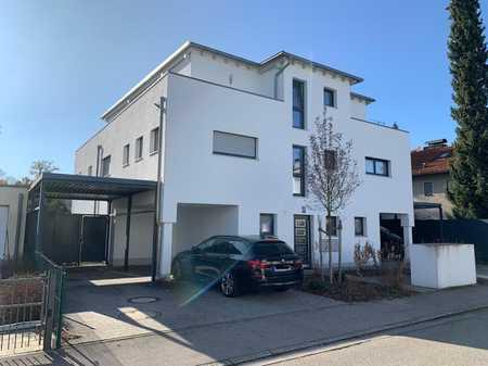 Exklusive, geräumige und gepflegte 3-Zimmer-Penthouse-Whg mit Rundum-Balkon in Waldperlach, München in Perlach (München)