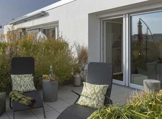 Im Sommer auf die Dachterrasse - Musterwohnung besichtigen! – 3.2