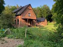 Forsthaus 3-Zimmer-Wohnung mit Teil-Gartennutzung-Pflege Plau