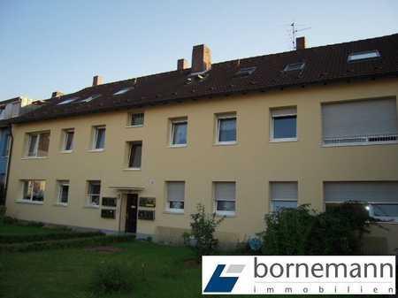 N-Gartenstadt! Moderne 1-Zimmer-Wohnung mit SW-Terrasse + EBK!  in Trierer Straße (Nürnberg)