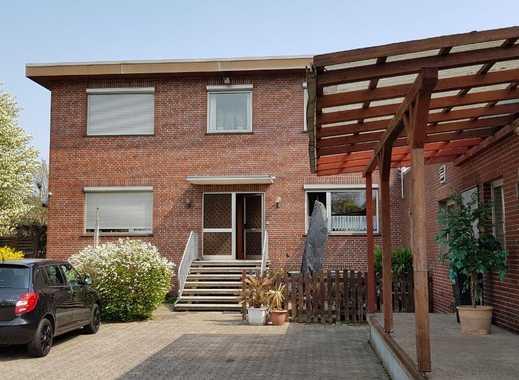 Gepflegte 3,5-Zimmer-Wohnung mit Terrasse und Einbauküche in Schwanewede