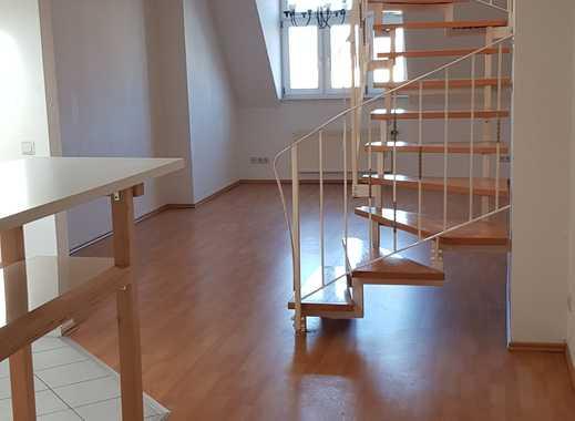 Schöne, helle 4-Zimmer- Maisonette Wohnung zur Miete in Erfurt