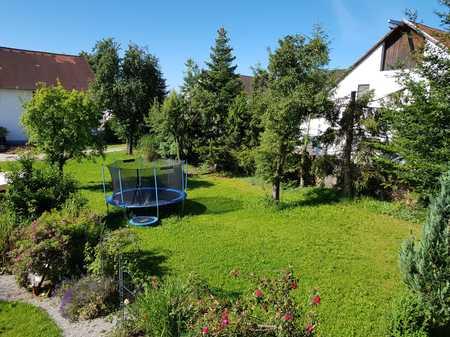Helle, sonnige 3,5-Zi-Wohnung mit Balkon/Garten und Einbauküche nahe Geltendorf in Geltendorf