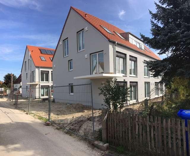 Erstbezug! 2-Zimmer-Erdgeschosswohnung mit TG--Stellplatz in Schrobenhausen