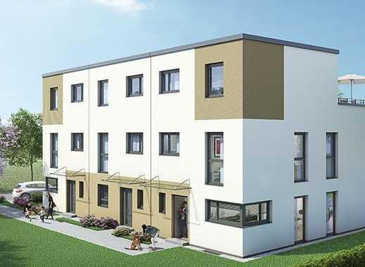 Ideales Reihenhaus für Familien: mit Terrasse und Garten