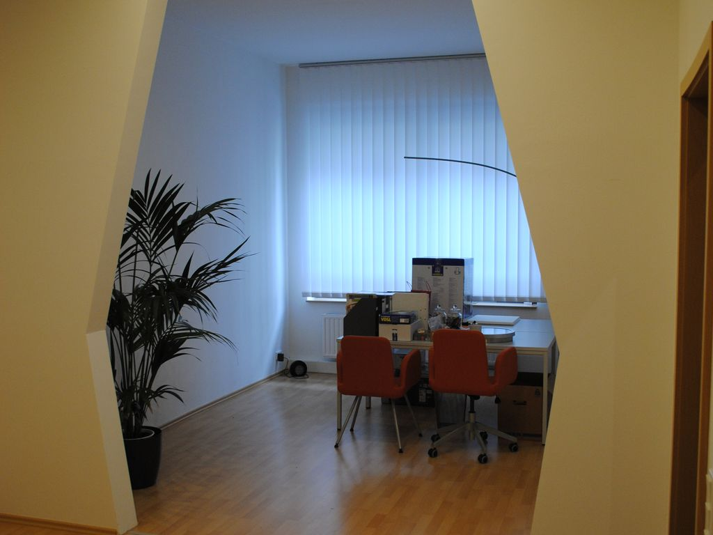 Büroraum nach vorne