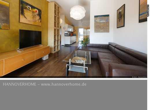 Schöne Penthousewohnung in Bemerode an der Grenze zu Kirchrode