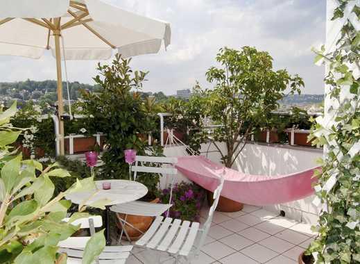 Außergewöhnliche Maisonette - Dachterrasse + Wintergarten