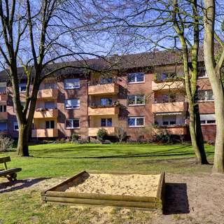 Helle 3,5 Zimmer-Wohnung mit Balkon im familienfreundlichen Quatier