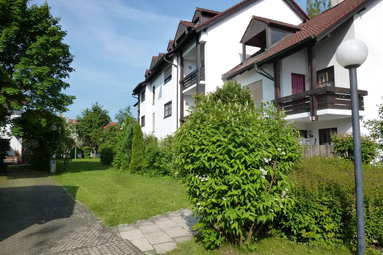 Eine gepflegte, ruhige und zentral gelegene Wohnanlage im Grünen in Freising