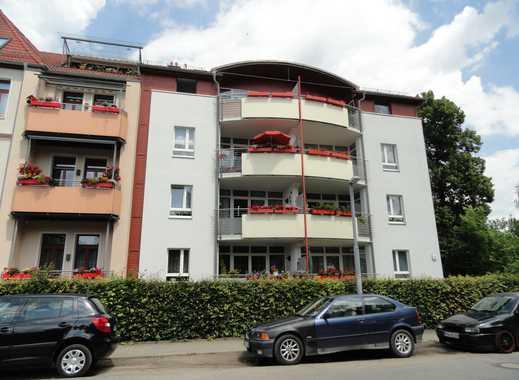 Große 2-Raum-Wohnung mit Dachterrasse in schöner Lage -Strausberg Stadt