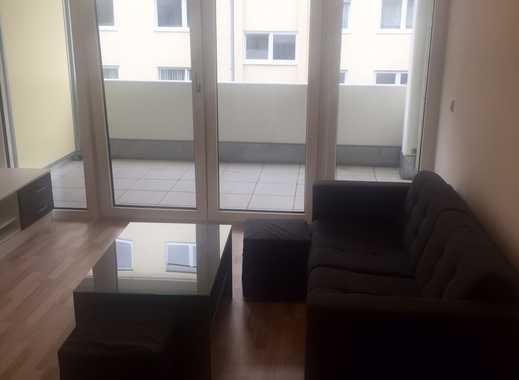 *Modernes Apartment zentrumsnah - möbliert mit Balkon*