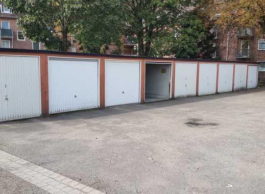 Von Privat: Garage in gepflegtem Garagenhof in Innenstadtnähe zu vermieten