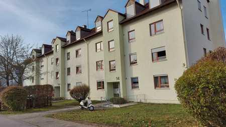 Gut geschnittene 3-Zimmer Wohnung in ruhiger Lage in Königsbrunn