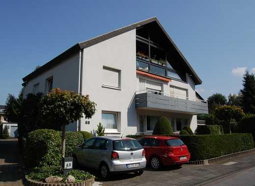 Schöne 4-Zimmerwohnung mit Süd-Balkon in bevorzugter und ruhiger Wohnlage