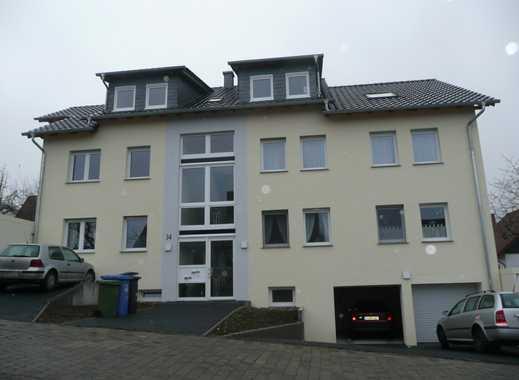 EG-Wohnung mit Terasse, Garten und Garage
