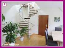 FRANK IMMOBILIEN - Schöne Dachgeschoss Maisonette-Wohnung