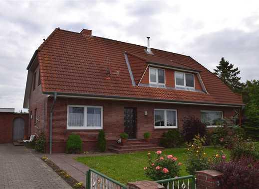 Wohnen im Nordseebad Otterndorf! Zweifamilienhaus in Nähe des Feriengebietes!