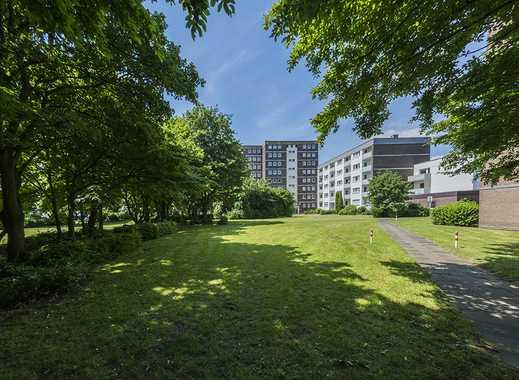 Im 1. Monat mietfrei wohnen - helle 3-Zimmerwohnung + Balkon - Mündelheimer Höhe!