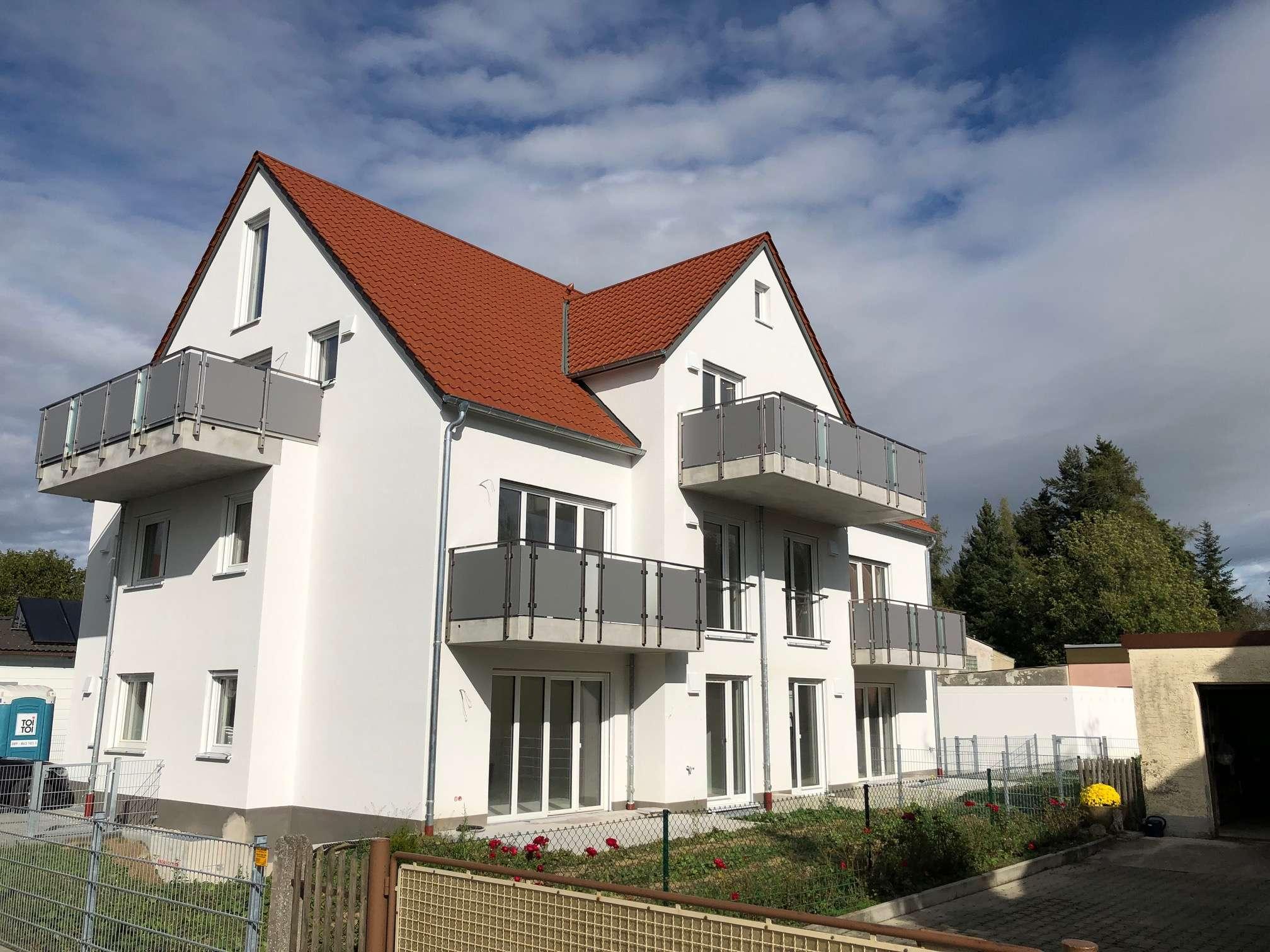 Erstbezug - Lichtdurchflutete 2-Zimmer-Komfortwohnung Klosterlechfeld in Klosterlechfeld